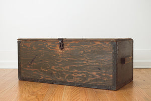 Army Trunk Coffee Table