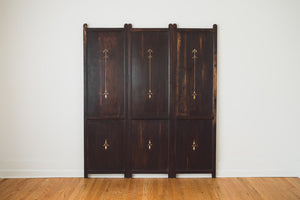 Wood Dressing Screen