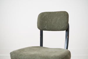 Military Canvas Desk Chair