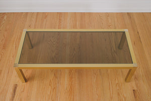 Lunstead Gold Coffee Table