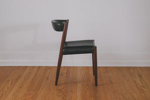 MCM Walnut Dining Chairs