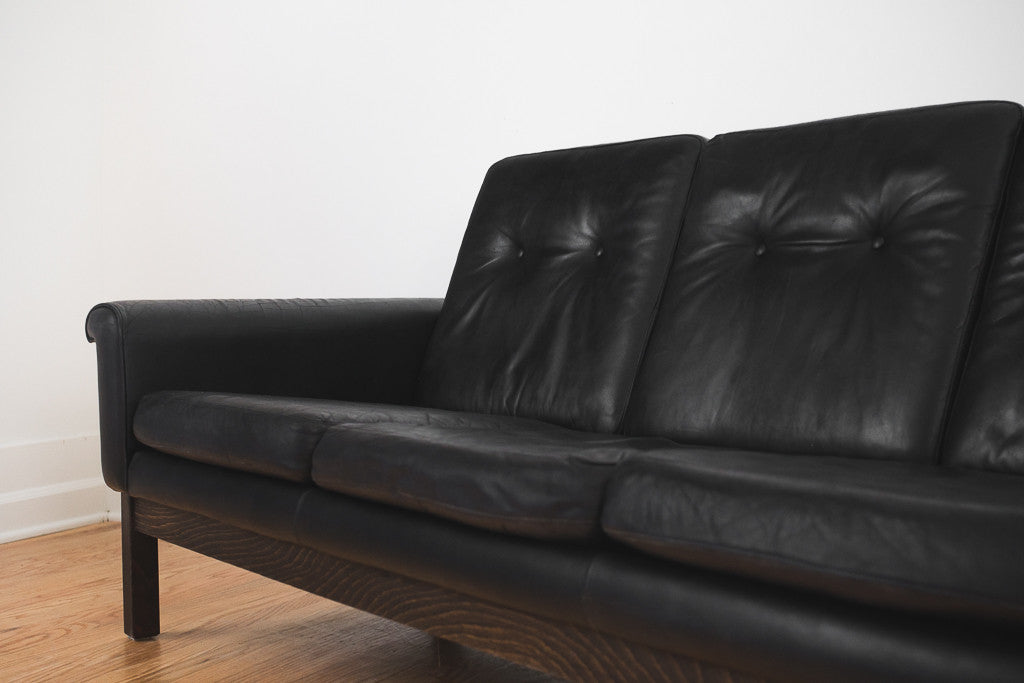 MC Leather Sofa