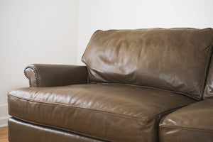 Lee Leather Sofa