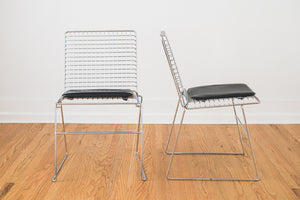MC Chrome Chairs