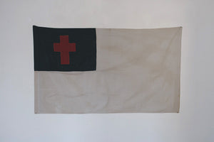 Rustic Cross Flag
