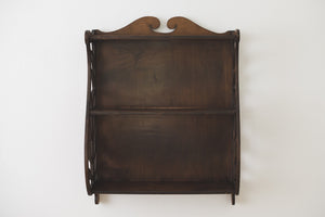 Scrollwork Wall Shelf