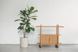 MC Bar Cart