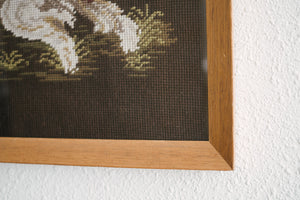 Spaniel Cross Stitch