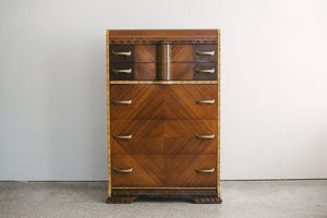 Art Deco Highboy