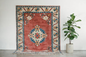 7x9 Turkish Rug