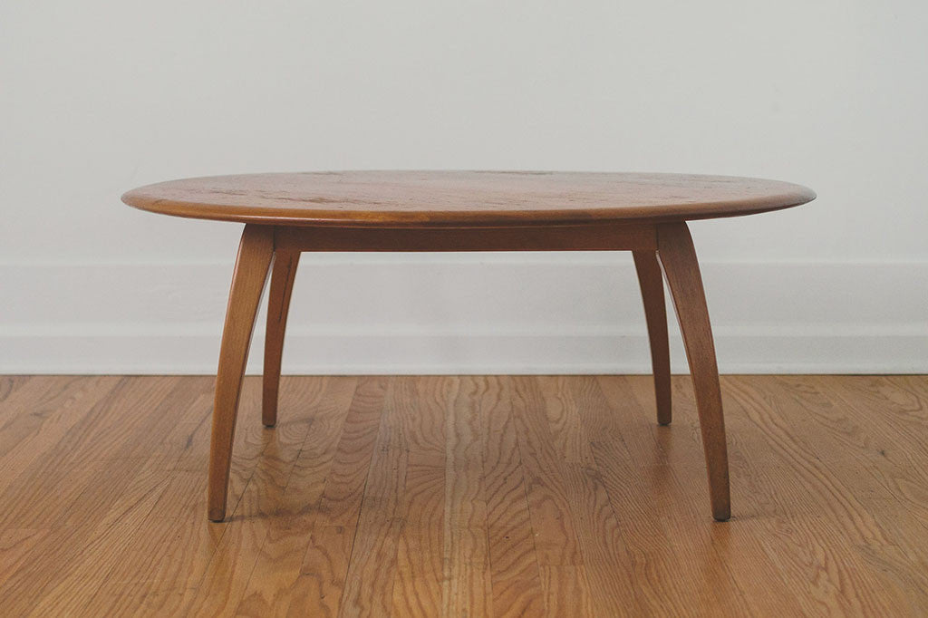 heywood wakefield coffee table | homestead seattle