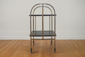 MCM Folding Bar Cart
