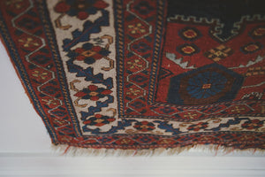 Hand Knotted Afshar Rug