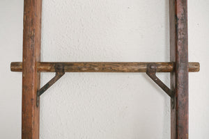 Rustic Extension Ladder