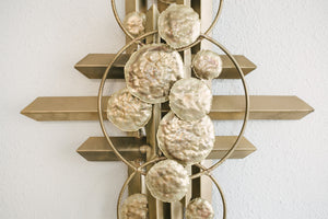 MC Metal Wall Sculpture