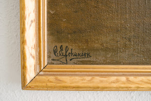 Original House Painting