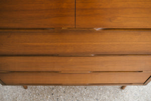 MC Walnut Highboy