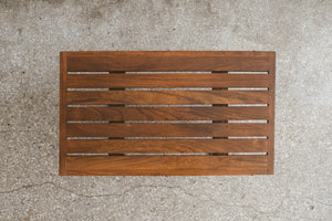 MC Slat Bench