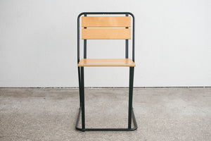 Stacking Slat Chairs