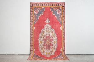4x9 Turkish Rug