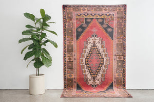 4x8 Turkish Rug