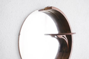Deco Shelf Mirror