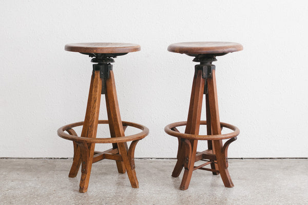 Antique Bar Stools Homestead Seattle