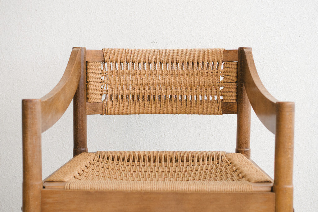 Excellent MC Woven Chair - Homestead Seattle WY74
