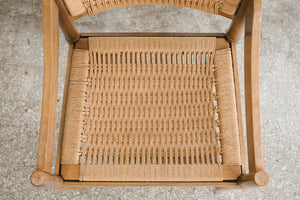 MC Woven Chair