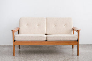 MC Danish Loveseat