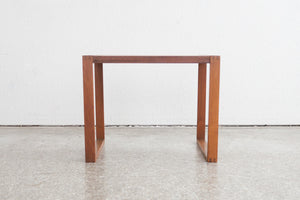 Minimalist Side Table