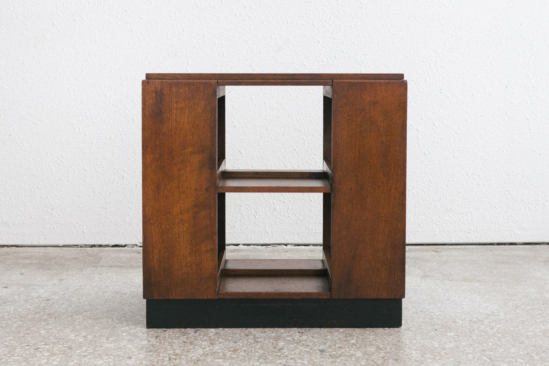 Minimalist Shelf Side Table