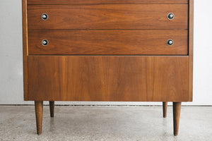 Mid Century Bassett Highboy