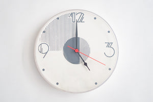 French Deco Wall Clock