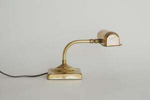 Brass Piano Lamp