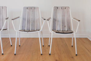 MCM Swiss Dining Chairs