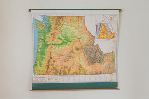 PNW Schoolhouse Map