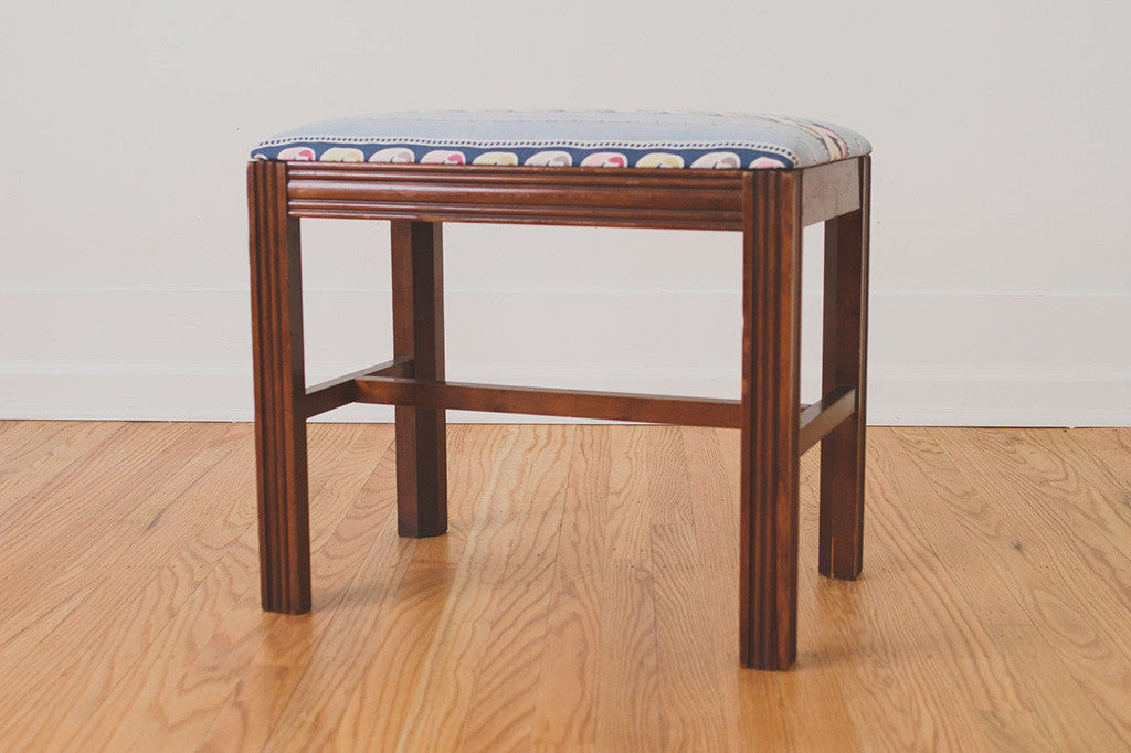 Art Deco Piano Bench
