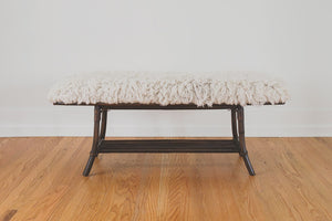 HS Collection Wool Bench