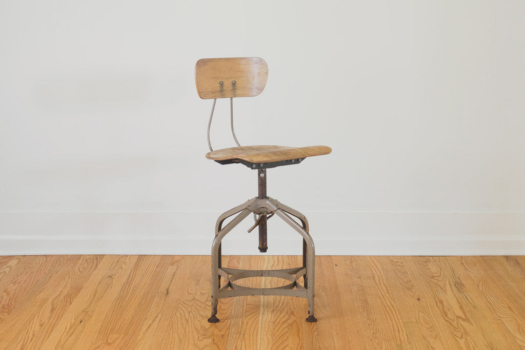Toledo Drafting Chair & Toledo Drafting Chair - Homestead Seattle