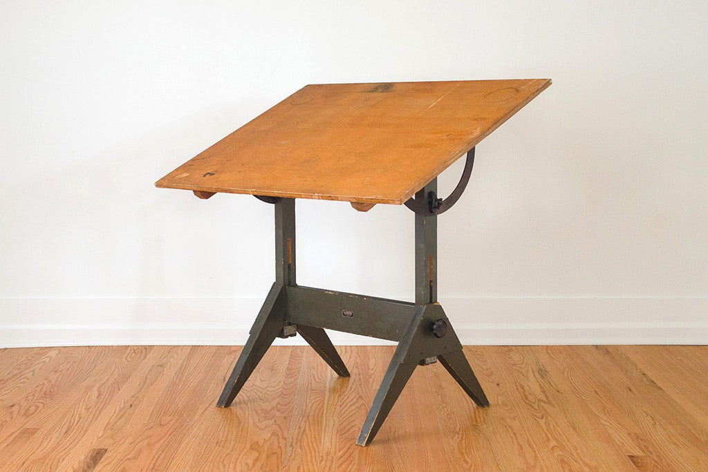 Lietz Draftsman's Table