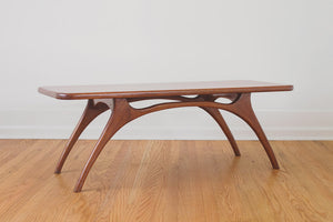 MCM Teak Coffee Table