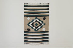 Vintage Woven Tapestry