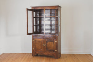 Antique Farmhouse Cabinet