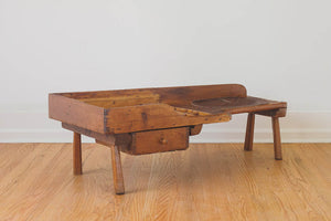 Antique Cobbler's Table