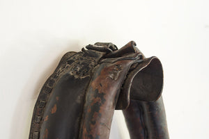 Leather & Brass Horse Harness