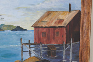 Nova Scotia Nautical Painting