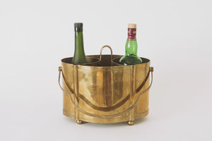 Brass Bottle Chiller