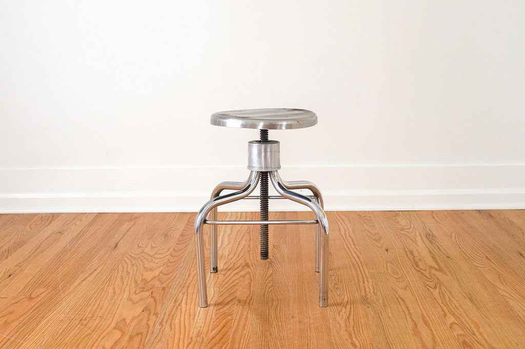 Stainless Medical Stool
