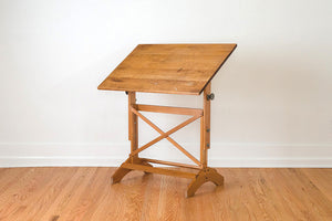 Hamilton Draftsman's Table